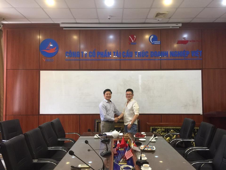 Học viên chủ doanh nghiệp Sài thành qua thăm Verco