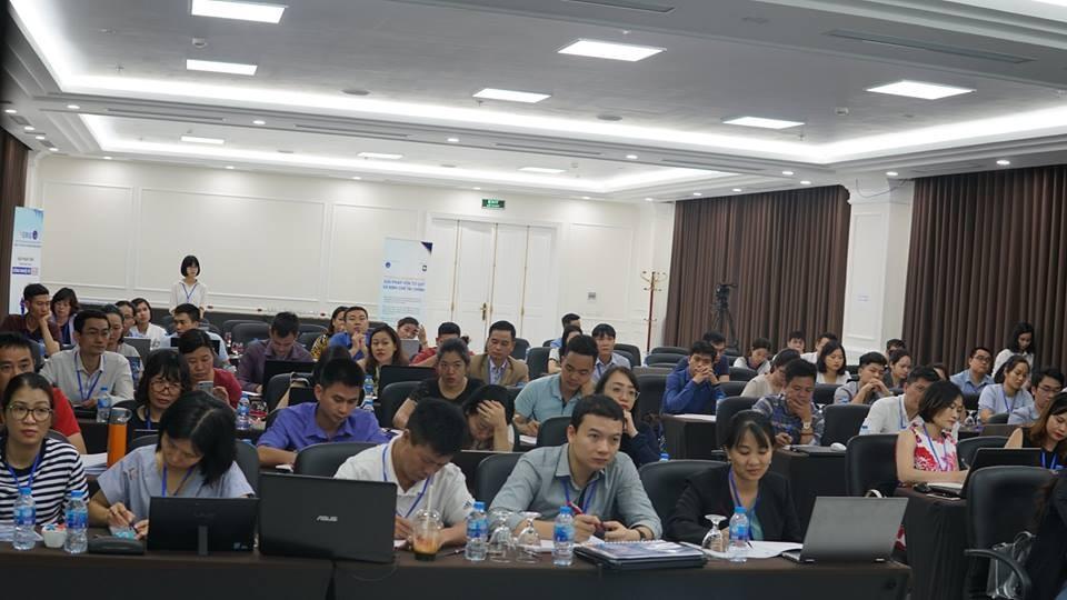 Khoá huấn luyện Chìa Khoá Tài Chính Doanh Nghiệp 19-20-21/04/2019