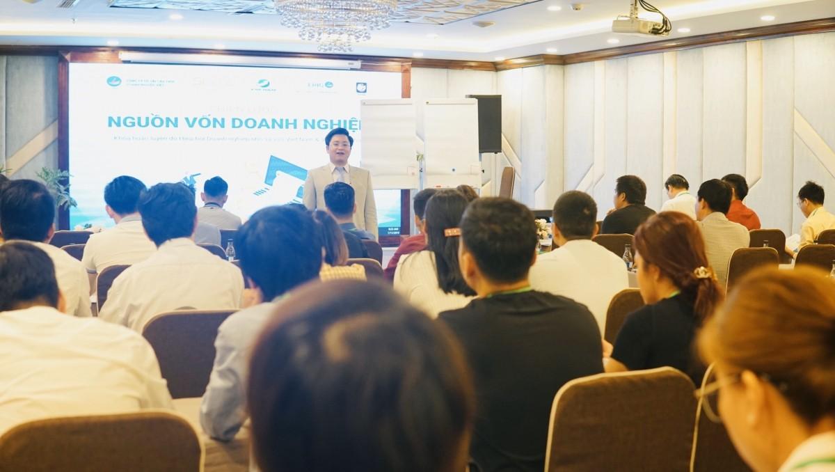 Chiến lược nguồn vốn doanh nghiệp Khóa 27 tại thành phố Hồ Chí Minh – Thúc đẩy doanh nghiệp phát triển bền vững