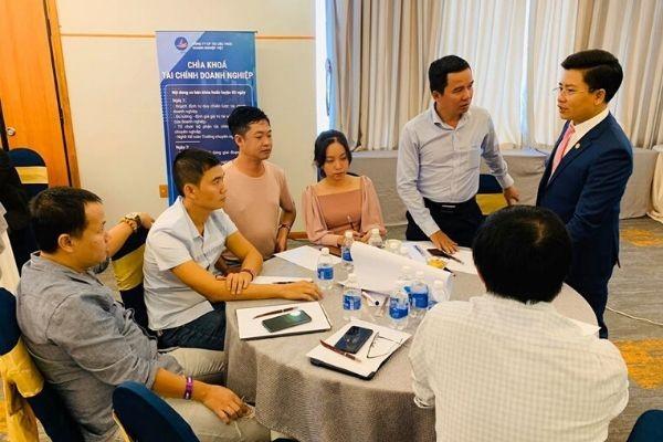 Toạ đàm giữa Nhà đầu tư, chuyên gia tài chính ngân hàng và cộng động doanh nghiệp nhỏ và vừa TP. Hồ Chí Minh chủ đề: IPO – BƯỚC CHUYỂN MÌNH GIÚP GIA TĂNG LƯỢNG TIỀN MẶT KHỔNG LỒ CHO DOANH NGHIỆP SME