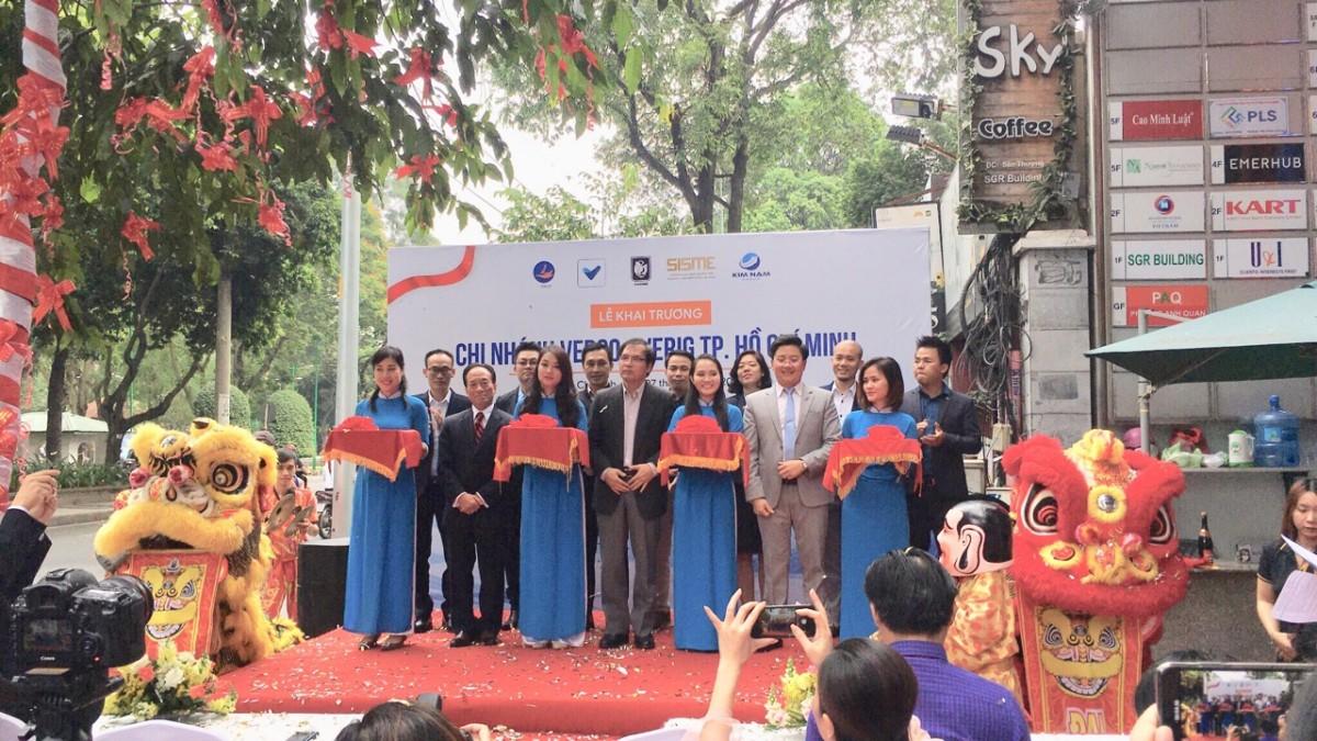 Công ty VERCO – VERIG Khai trương văn phòng đại diện – Hồ Chí Minh