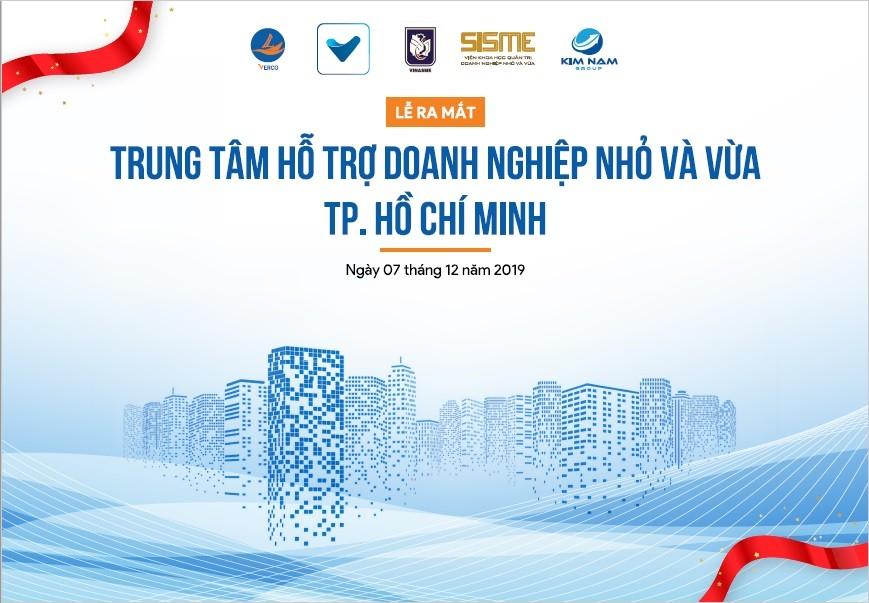 VERCO – VERIG ra mắt trung tâm  Hỗ trợ doanh nghiệp nhỏ và vừa tại TP. Hồ Chí Minh