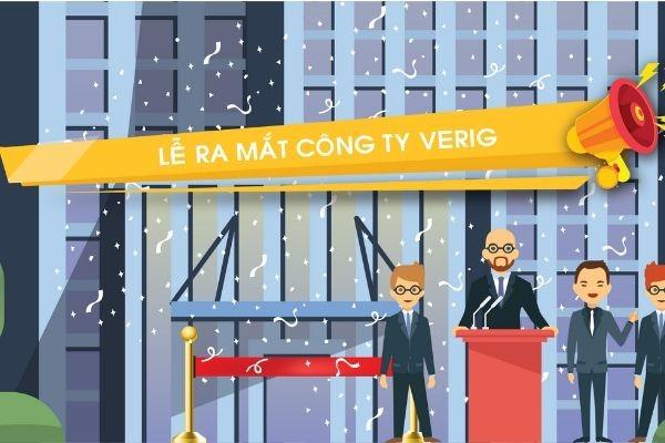 Thông báo khai trương văn phòng Verco – Verig chi nhánh Hồ Chí Minh