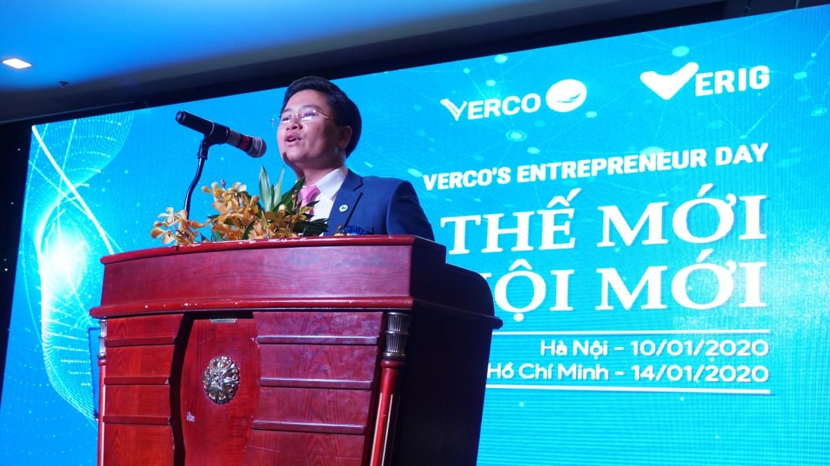 VERCO ENTREPRENEUR'S DAY – VERCO cùng các doanh nghiệp SMEs đón đầu kỷ nguyên số 2020
