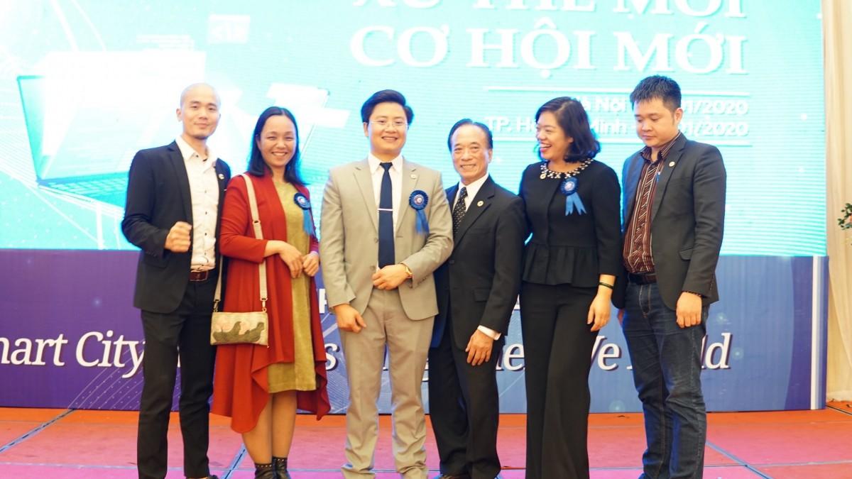 Sự kiện VERCO Entrepreneur's Day – Cùng xây dựng thành phố thông minh cho công đồng doanh nghiệp SMEs tại Hà Nội