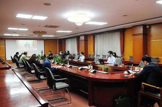 """[Cập Nhật]Phó chủ tịch VINASME – Nguyễn Kim Hùng tham gia """"Hội nghị Diên Hồng"""" về kinh tế ứng phó dịch Covid-19."""