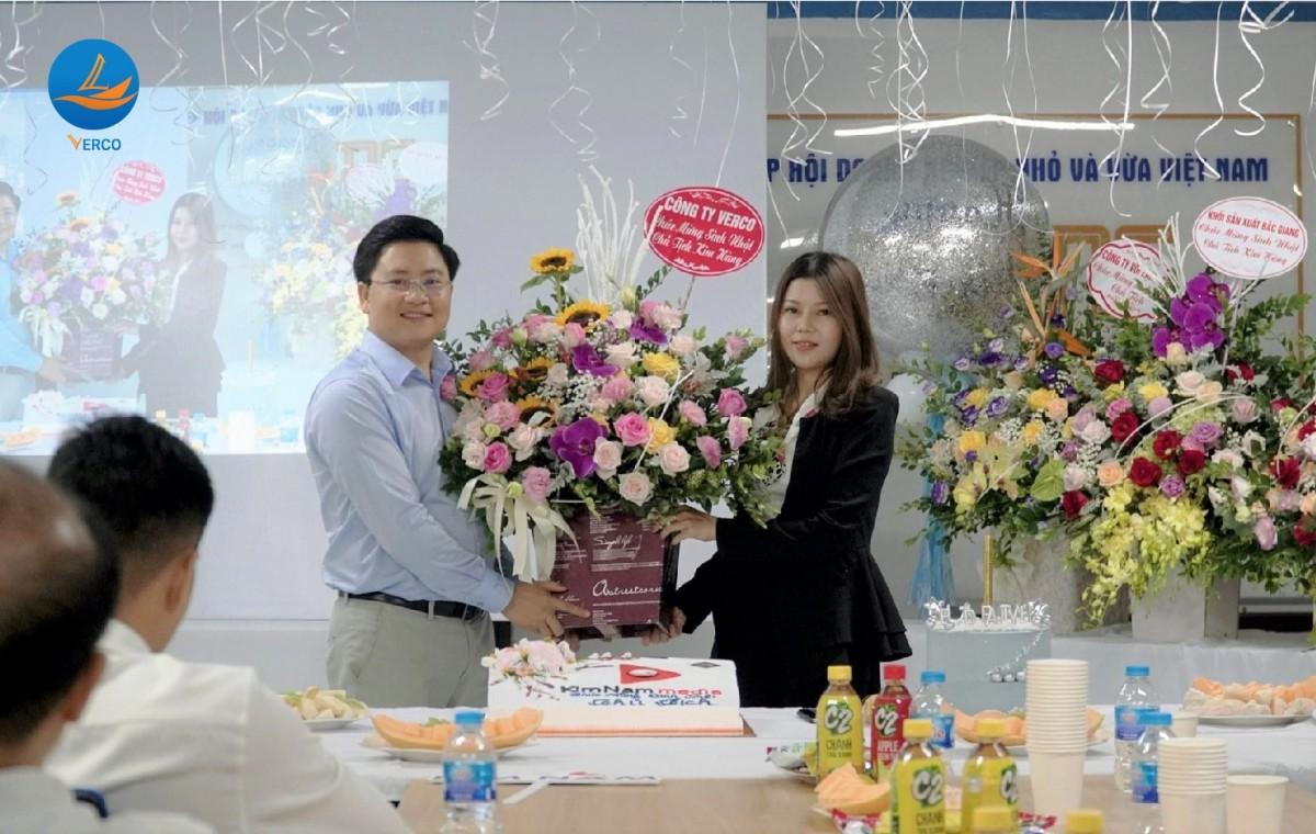 Chúc mừng sinh nhật Chuyên gia tài chính Nguyễn Kim Hùng  – Vị thuyền trưởng vị đại của Verco