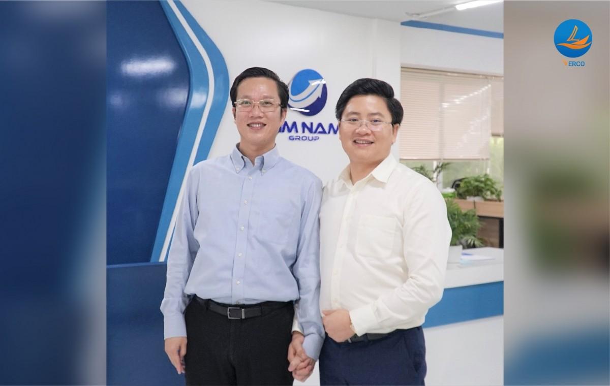Viện Năng suất Việt Nam (VNPI) đồng hành cùng Kim Nam Group áp dụng các giải pháp nâng cao năng suất tại Việt Nam!