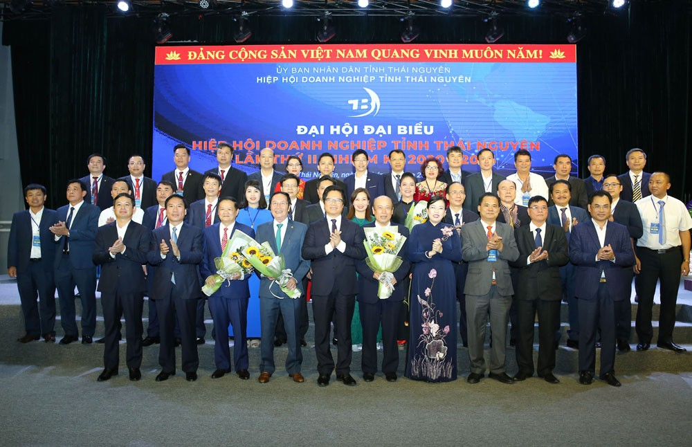 Phó viện trưởng SISME – Nguyễn Kim Hùng đồng hành cùng Đại hội đại biểu Hiệp hội doanh nghiệp tỉnh Thái Nguyên