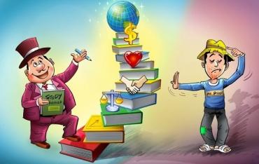 Không có tư duy tài chính thì dù bạn có chăm chỉ kiếm tiền cả đời cũng không thế giàu