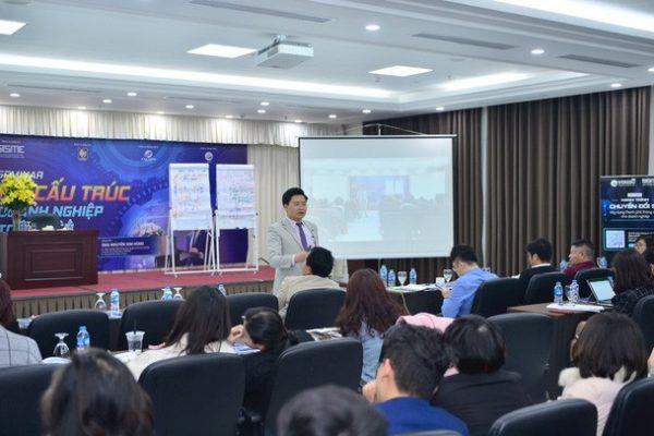 CafeF: Seminar Tái cấu trúc doanh nghiệp toàn diện